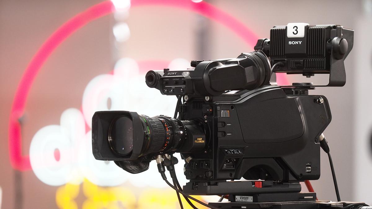 Kamera; studio DDTVN